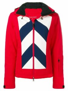 Perfect Moment Tignes padded jacket - Red