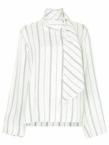 Joseph striped blouse - White