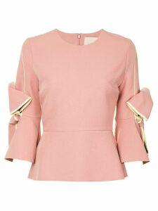 Roksanda Kemi blouse - PINK