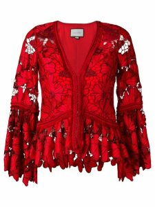 Alexis Vinton top - Red