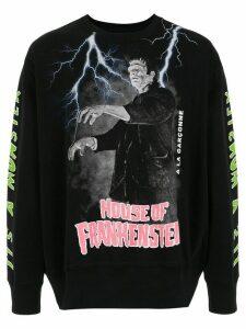 À La Garçonne Drácula hoodie - Black