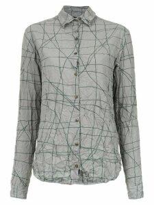 Uma Raquel Davidowicz Estrela shirt - Grey
