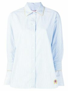 Hilfiger Collection layered sleeve shirt - Blue