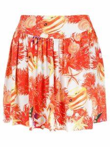 Isolda Corais skirt - Multicolour