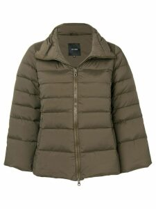Duvetica short puffer jacket - Green