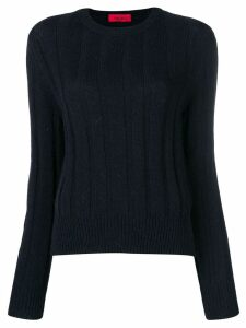 The Gigi crew neck jumper - Blue