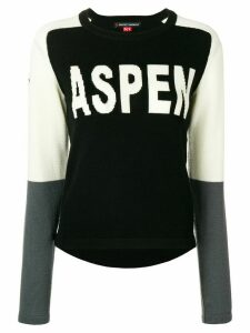 Perfect Moment Aspen jumper - Black