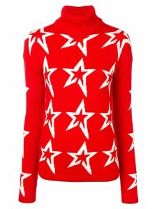 Perfect Moment Star Dust jumper - Red