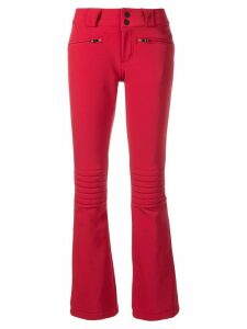 Perfect Moment Aurora Flare Pants - Red