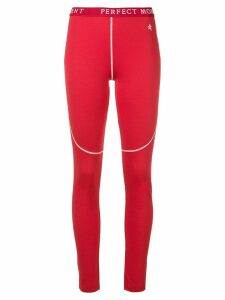 Perfect Moment Thermal trousers - Red