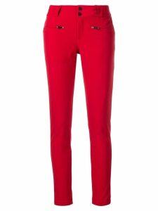 Perfect Moment Aurora Skinny Pants - Red