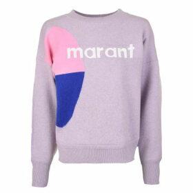 Isabel Marant Etoile Logo Knit Jumper