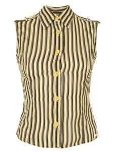 Fendi Pre-Owned sleeveless top - Brown