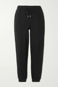 SemSem - Silk-crepe High-rise Slim-leg Pants - Red