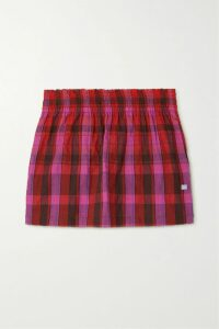 Roland Mouret - Lockton One-shoulder Wool-crepe Gown - Orange