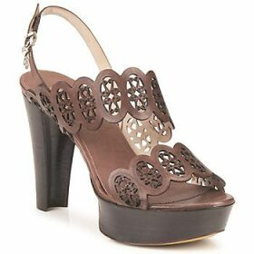 Fabi  PANAMA  women's Sandals in Brown