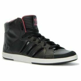 adidas  Court Side HI W  women's Shoes (High-top Trainers) in Black