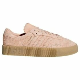 adidas  Sambarose W  women's Shoes (Trainers) in Pink