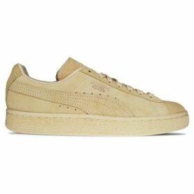 Puma  Suede Classic Tonal  women's Shoes (Trainers) in Beige