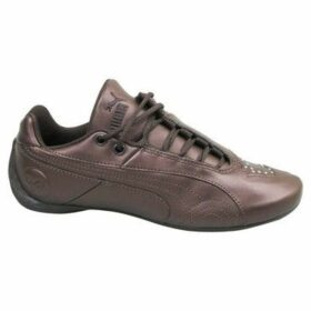 Puma  Future Cat B ML Diamond Wns  women's Indoor Sports Trainers (Shoes) in Brown