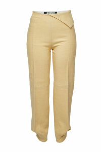 Jacquemus Le Pantalon Djalil Virgin Wool Pants