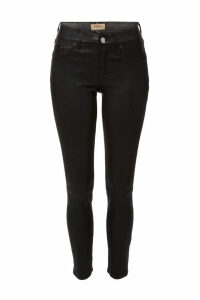 True Religion Stretch Leather Pants