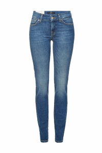 7 for all Mankind Mid Rise Roxanne Jeans