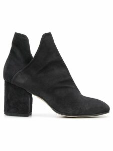 Officine Creative heeled ankle boots - Black