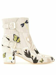Laurence Dacade Tropical boots - Neutrals