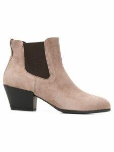 Hogan ankle boots - Grey