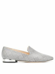 Jimmy Choo Jaida loafers - SILVER