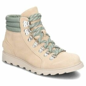 Sorel  Ainsley Conquest  women's Shoes (High-top Trainers) in Beige