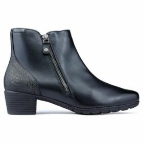 Mephisto  Booties  INES  women's Low Ankle Boots in Black