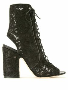 Laurence Dacade lace sandals - Black