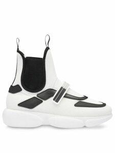 Prada Cloudbust hi-top sneakers - White