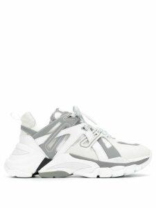 Ash Flash trekking sneakers - White