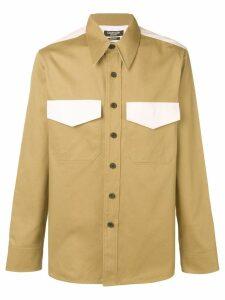 Calvin Klein 205W39nyc Western shirt - Brown