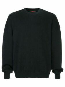 Caban knitted sweatshirt - Blue