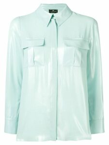 Elisabetta Franchi loose fitted blouse - Blue