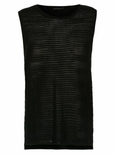 Alcaçuz Guarani blouse - Black