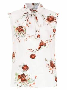 Olympiah silk Spinello blouse - White