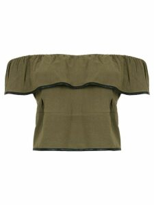Olympiah Jasmine off the shoulder blouse - Green
