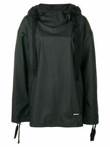 AMBUSH Drawstring hoodie - Black