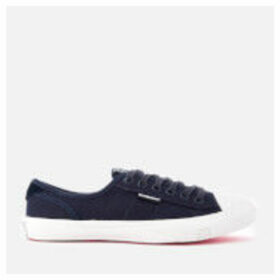 Superdry Women's Low Pro Trainers - Navy - UK 6