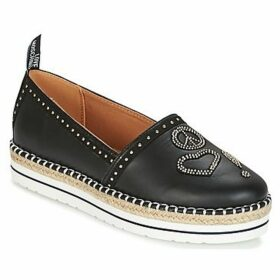 Love Moschino  JA10093G15  women's Espadrilles / Casual Shoes in Black