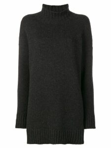 Pringle of Scotland roll neck jumper - Black