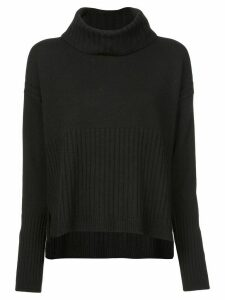 Derek Lam 10 Crosby Bond turtleneck jumper - Black