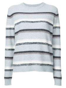 Le Kasha knit striped jumper - Blue