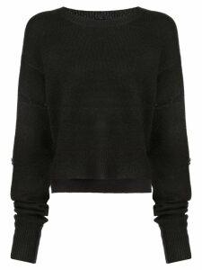 RtA Gilda sweater - Black