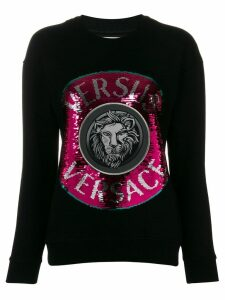 Versus sequin jumper - Black